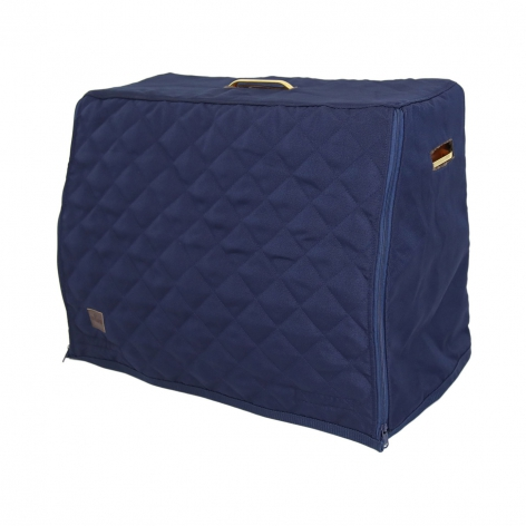 Show Grooming Box Cover - Navy Image 4