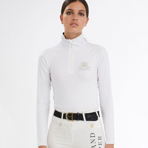 Holland Cooper White Baselayer