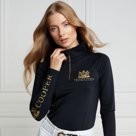Black Holland Cooper Baselayer