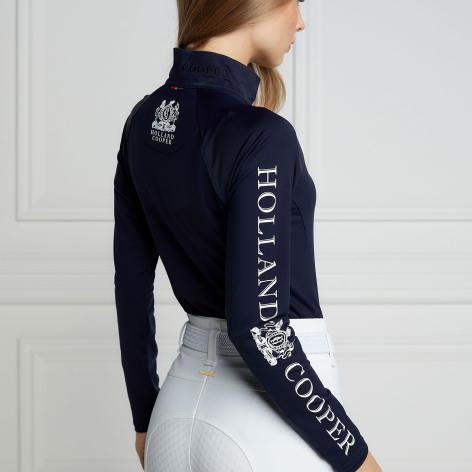 Equi Base Layer - Ink Navy Image 3