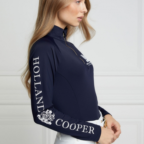 Equi Base Layer - Ink Navy Image 4