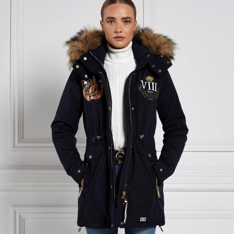 Holland Cooper Parka Jacket