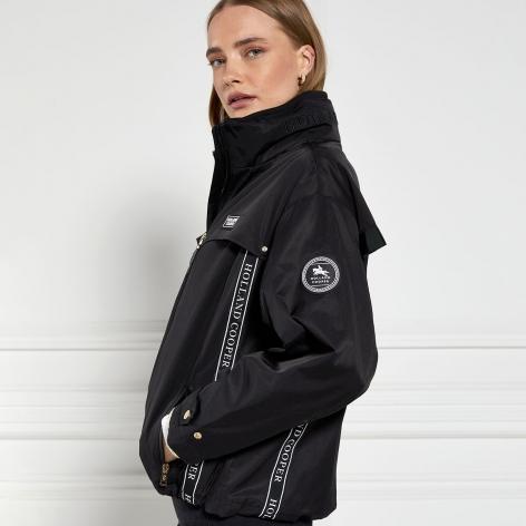 Alenah Training Jacket - Black Image 3