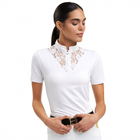 Holland Cooper Lace Shirt
