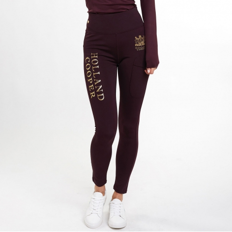 Holland Cooper Mulberry Leggings