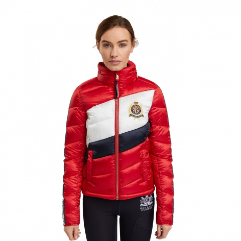 Red Holland Cooper Jacket