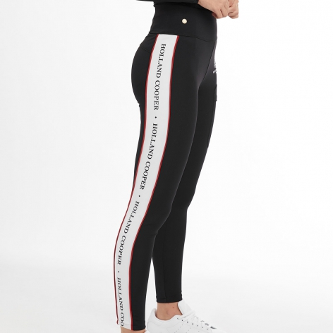 Black Holland Cooper Leggings