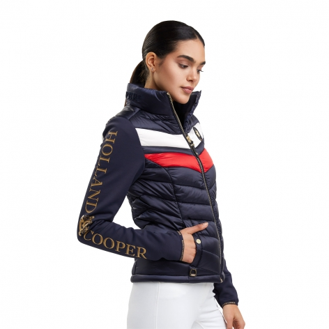 Navy Holland Cooper Jacket