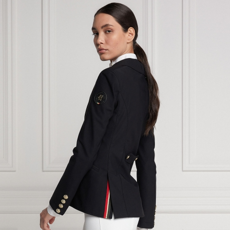 Competition Jacket - Black Image 3