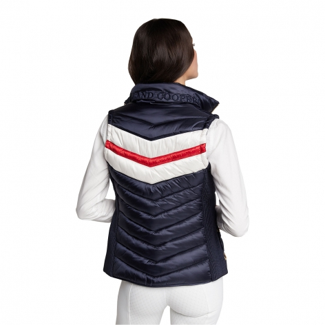 Sports Team Gilet - Ink Navy Image 4