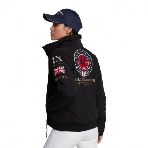 Team HC Jacket - Black Image 4