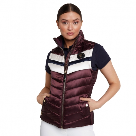 Holland Cooper Mulberry Gilet