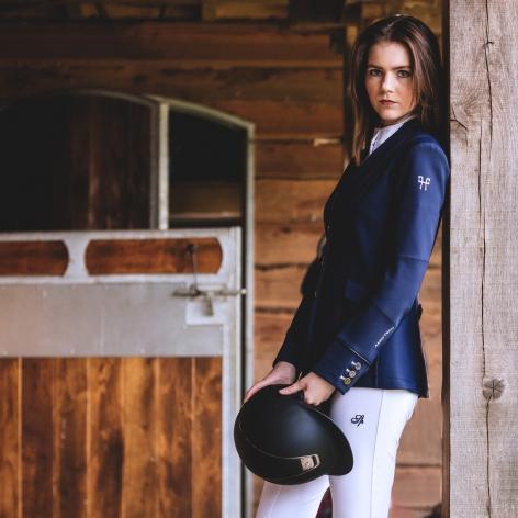Horse Pilot Show Jacket