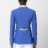 Women's Aerotech Show Jacket - Royal Blue Image 2