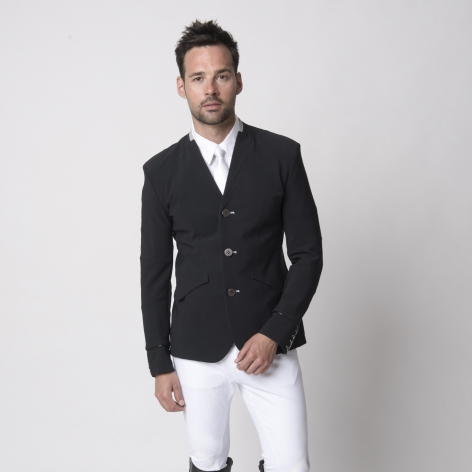 Men's Aerotech Show Jacket - Black