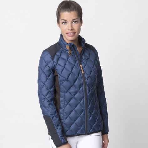 Quilted Horse Riding Jacket