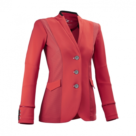 Women's Aerotech Show Jacket - Red