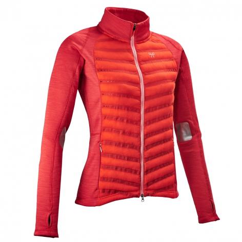 Red Softshell Riding Jacket