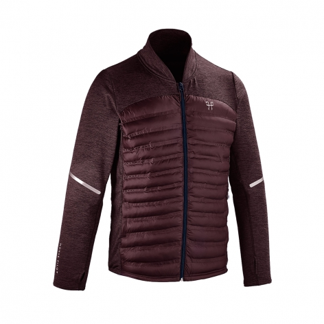 Men's Storm Jacket - Burgundy