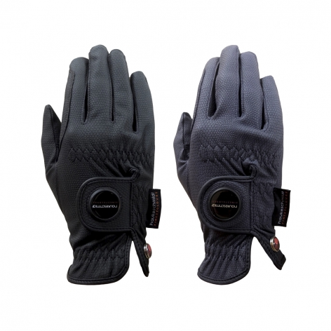 Hauke Schmidt Riding Gloves