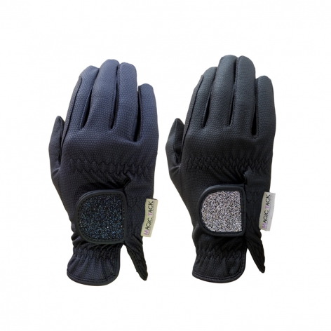 Touch of Magic Riding Gloves