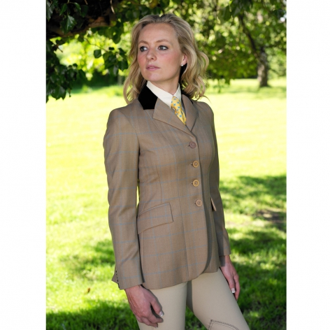 Tweed Equestrian Show Jacket