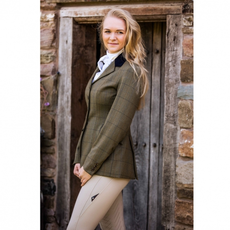 Equiport Robyn Tweed Jacket