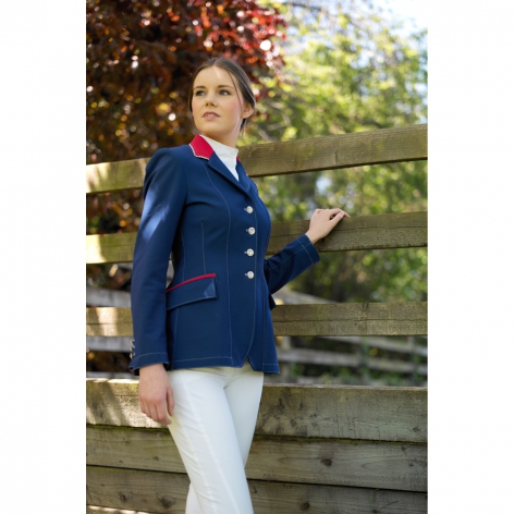 Royal Blue Show Jacket