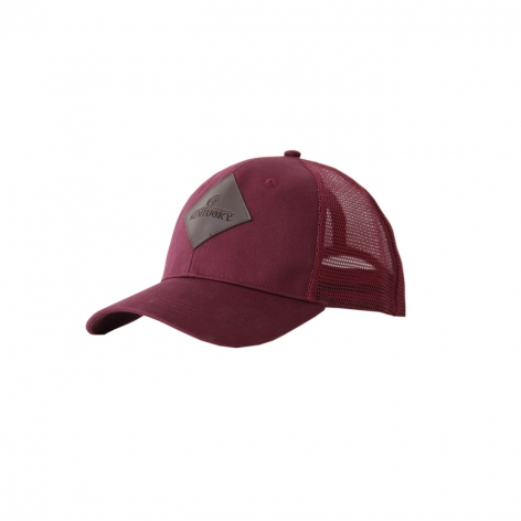 Burgundy Kentucky Cap