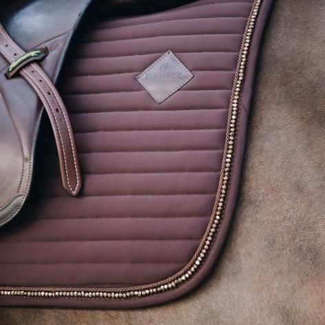 Jumping Saddle Cloth Pearls Image 4