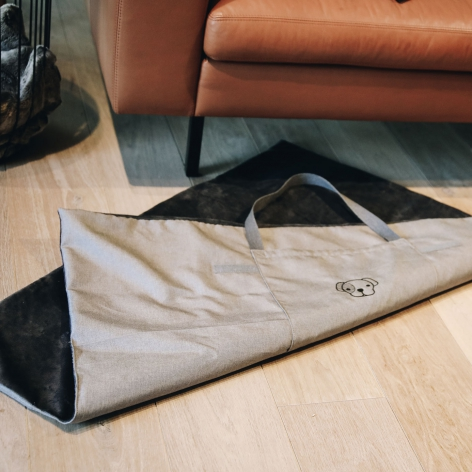 Travel In Style Dog Bed & Mat Image 4
