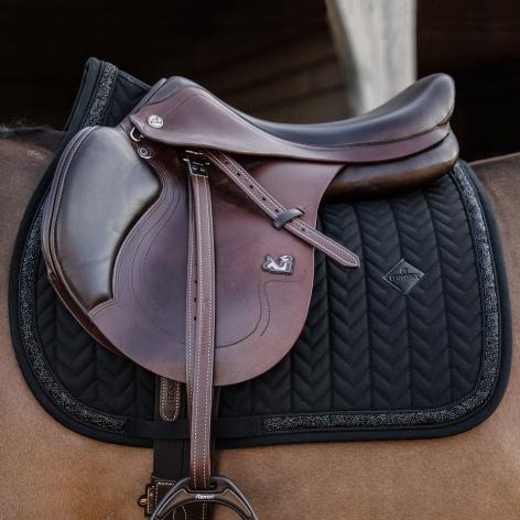 Kentucky Glitter Saddle Cloth