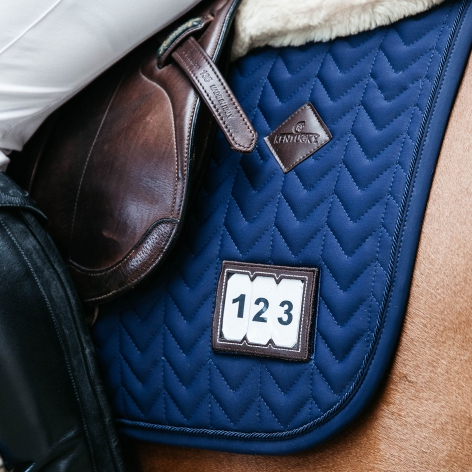Kentucky Competition Saddle Cloth