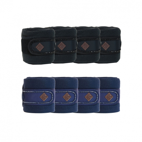 Kentucky Pearls Fleece Bandages