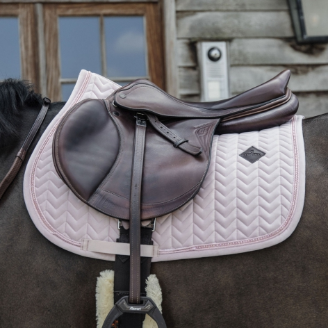 Kentucky Velvet Saddle Cloth
