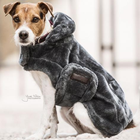 Kentucky Fur Dog Coat