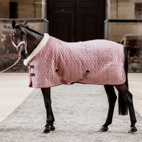 Kentucky Pink Velvet Rug