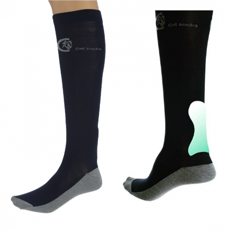 Kentucky Riding Gel Socks