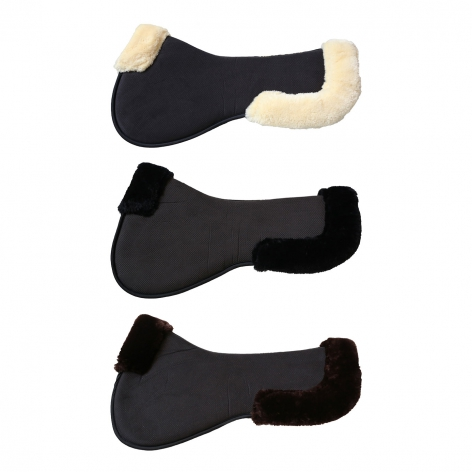Anatomic Sheepskin Half Pad