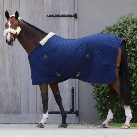 Kentucky Navy Stable Rug