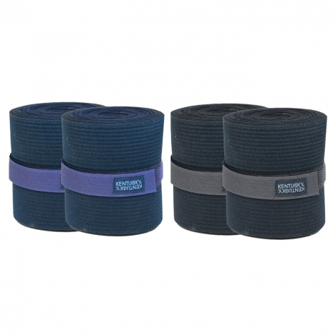 Kentucky Elastic/Fleece Exercise Bandages