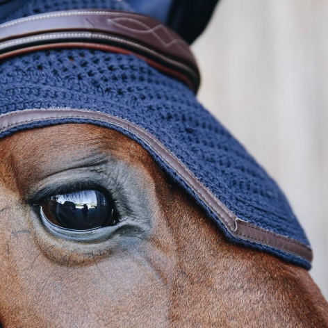 Soundproof Horse Fly Veil
