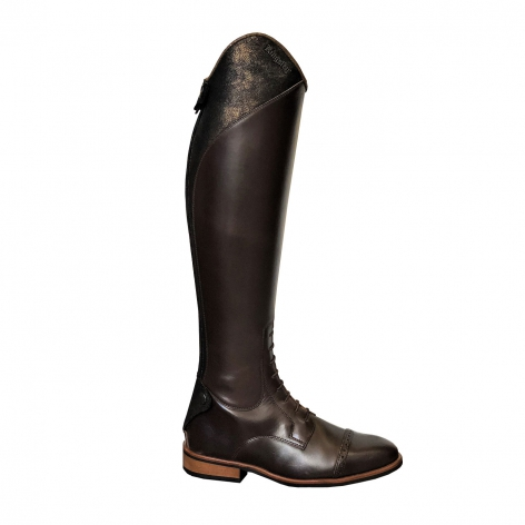 Kingsley Brown Riding Boots