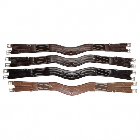 Equiport Leather Comfort Girth
