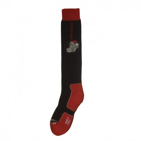 Christmas Equestrian Socks
