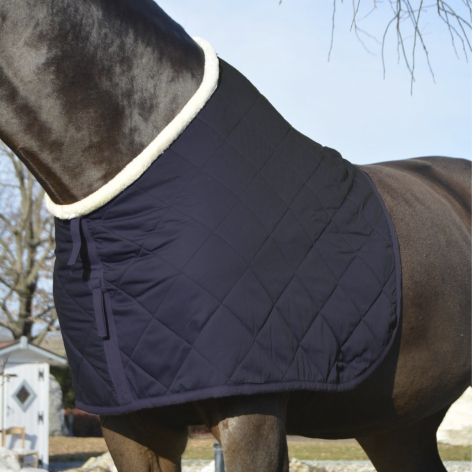 Fleece Rug Bib