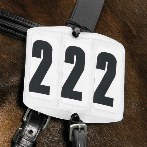 Horse Bridle Numbers