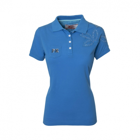 Concorde Polo Shirt - French Blue Image 1