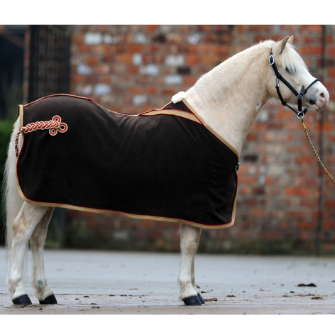 Pony Fleece Show Rug