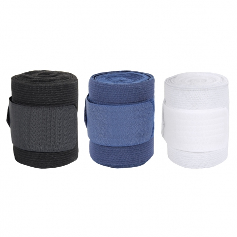 Elastic/Fleece Exercise Bandages